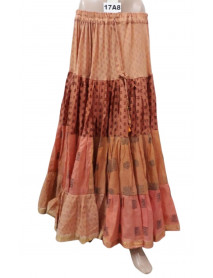 15 Yards Overstock Sale Fusion Gypsy Skirt - 17A8