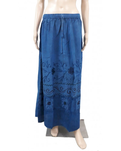 Pack of 10 Plus Size Comfy Long skirts for women