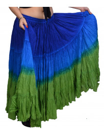 US Only sale - Blue/Green 40 inch 25Yd Skirt