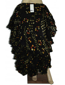 Persian tribal dance polka dot skirt - 68PL