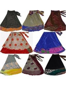 US Only Sale - 10 Pcs Lot of 36inch Wrap Skirt