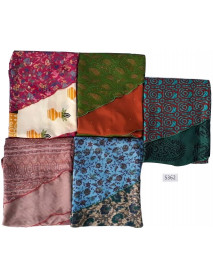 05 Wevez Summer Sari Wrap Skirts 36""