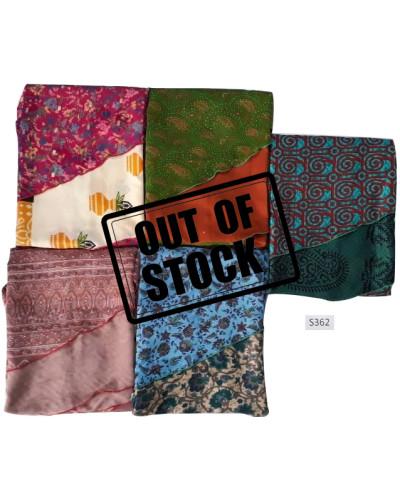 """05 Summer Sari Wrap Skirts 36"""""""