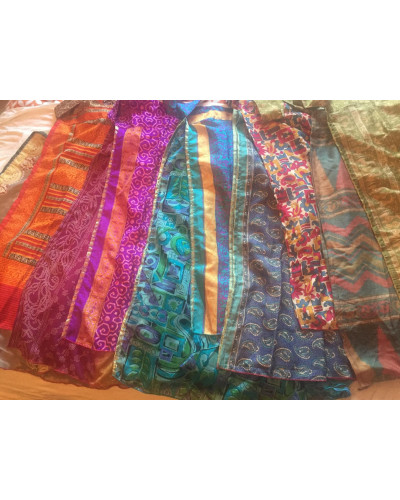 05 Wevez Resort Beach Wrap Skirts 30""
