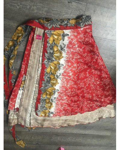 20 Small size 20 Inch print summer skirt