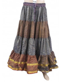 25 Yd Professional Belly Dance Costumes Skirt - 12A