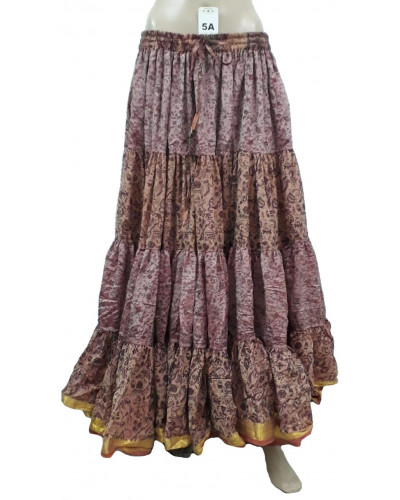 Plus Size Tribal Belly Dance Costumes UK Skirt - 5A