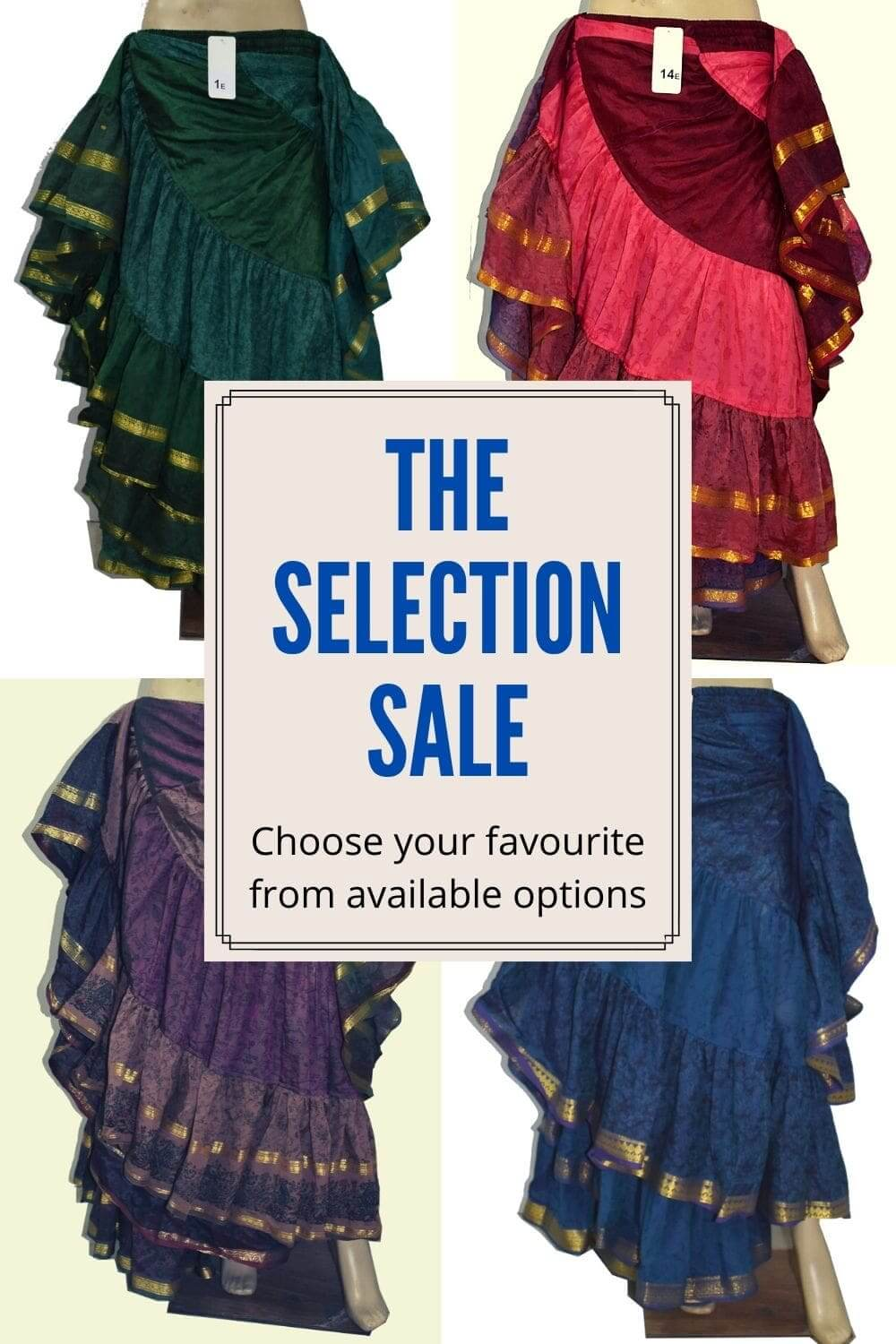 Halloween Skirts Sale